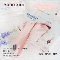 出口日本美容洁面方巾小毛巾擦手吸水柔软宝宝洗脸婴儿口水巾 5色10条 盒装 20x20cm