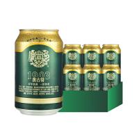 青岛啤酒奥古特12度330ml*6听小箱装