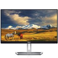 戴尔(DELL)S2218M 21.5英寸窄边框背光不闪IPS屏显示器 真正窄边框设计,认证滤蓝光不闪屏爱护使用者!好
