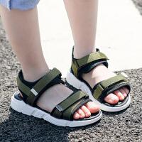 男童凉鞋夏季新款儿童沙滩鞋女童运动休闲凉鞋学生鞋儿童韩版