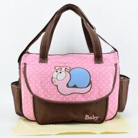新款大容量妈咪包母婴孕妇外出包妈咪袋分销空间大妈妈包