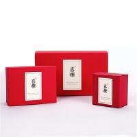 复古喜糖盒 喜糖盒子 婚礼喜糖盒 中式喜糖盒红色 红色