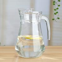 水杯 家用耐热玻璃高温凉水杯凉白开水壶易清洗多种组合冷水壶防爆大容量冷水壶