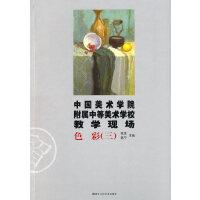 中国美术学院附属中等美术学校教学现场:色彩 三