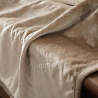 出口加厚秋冬毛巾被双人法兰绒毯子铺沙发珊瑚绒盖毯保暖床单