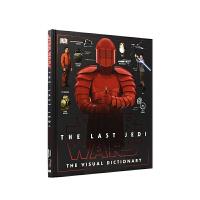 【首页抢券300-100】Star Wars - The Last Jedi Visual Dictionary DK