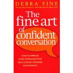 Fine Art Confident Conversation B 英文原版