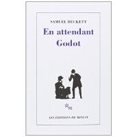 【法语原版】等待戈多 En attendant Godot 进口法语书