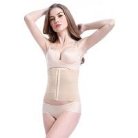 产后束缚带收腹衣服薄款束腰束缚带提臀塑身美体顺产塑形 图片色