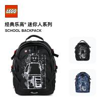LEGO乐高2019新款男女双肩背包学生书包休闲轻便减负旅行 20041