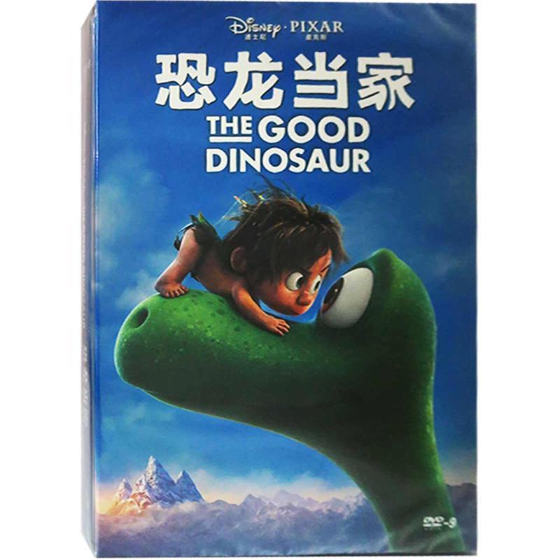 新华书店 原装正版 外国动画电影 恐龙当家DVD9