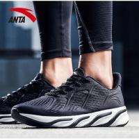 安踏男鞋跑鞋2019春季新款舒适耐磨户外运动鞋跑步锻炼鞋11815511
