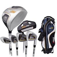 高尔夫儿童杆 高尔夫套杆 青少年专用球具 全套6支装 golf球杆12-17岁 男青年JRTG001 大号