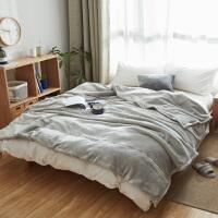 家纺冬季珊瑚绒毛毯加厚单双人法莱兰绒床单被子保暖沙发毯子