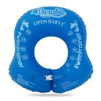 婴儿游泳圈腋下圈安全可调节双气囊腋圈宝宝3-6岁趴圈