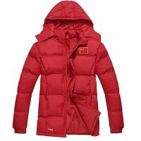 冬季冬训大衣男女儿童运动长款棉衣棉袄过膝保暖训练