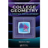 【预订】College Geometry 9781439819111