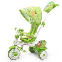 FisherPrice费雪 1-3岁儿童手推三轮车童车宝宝脚踏车婴儿手推车小孩玩具车 903系类