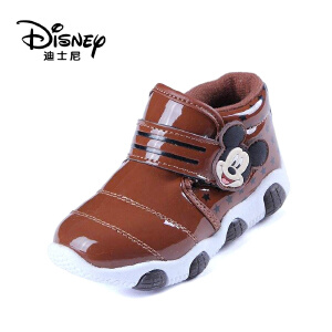 鞋柜/迪士尼童鞋男童鞋子2018秋冬男童运动鞋加绒棉1