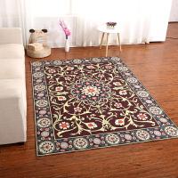 欧式地毯客厅沙发茶几垫卧室满铺床边长方形简约现代田园美式古典