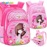 儿童书包女孩小学生1-3年级可爱背包双肩书包