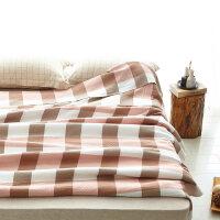 全棉毛巾被加厚纱布毛巾毯可水洗空调被纯棉夏凉被单人双人午睡毯