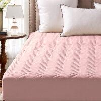 防滑夹棉床笠席梦思床垫保护套 床垫套/床罩单件床罩床套床单