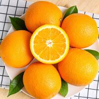 新果�M南�橙子新�r水果��季整箱甜橙果�龀裙��@�F摘�F�l2斤�吃