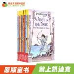 7岁+孩子阅读挑战 古老神话合集 16册盒装 Ancient Myths Collection 16-Books【平装