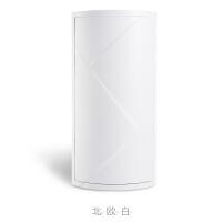 【品牌热卖】家用浴室置物架旋转防尘墙角架防水收纳柜厨房两层3层架客厅储物