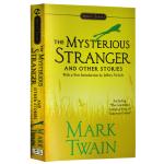 神秘的陌生人等故事集 英文原版 The Mysterious Stranger 现货正版进口英语书籍 英文版原版小说