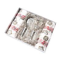 日本爱尚佳品浴室用品亚克力牙刷架漱口杯洗漱套装