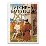 现货 Taschen原版Alchemy & Mysticism 点金术与神秘主义 宗教及神秘图案 炼金术与神秘主义 艺
