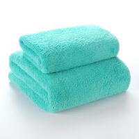 浴巾大毛巾套装吸水加厚加大男女情侣儿童比纯棉柔软批�l