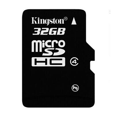 金士顿 32G 32GB TF Class4 (Micro SD)存储卡 手机内存卡全国联保,终身质保!保证正品行货!