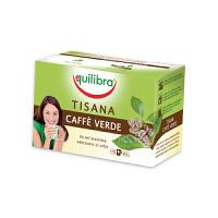 【网易考拉】【意大利小姐大赛指定品牌】Equilibra 绿咖啡清肠清毒瘦身茶 15包/盒