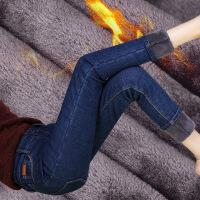 【今日必抢】★★★★★热卖爆款AGECENTRE 2017新款韩版冬秋季铅笔裤加绒仿牛仔打底裤女外穿百搭小脚裤