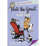 【英文原版】Nate the Great and the Lost List了不起的小侦探内特#3