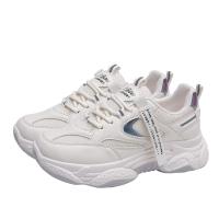 木林森女鞋【*款】新品休闲鞋气网面跑步鞋潮流运动鞋老爹鞋女
