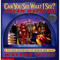 Can You See What I See? Dream Machine 眼力大考验系列: 梦工厂 ISBN9780