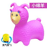 儿童充气玩具跳跳马户外加大加厚骑马坐骑小马宝宝跳跳木马皮马SN9156