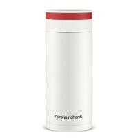 【当当自营】MORPHY RICHARDS/摩飞电器保温杯男女士水杯便携商务MR1011米白色