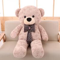可爱居家小熊公仔布娃娃儿童六一节日生日礼物毛绒玩具送女友