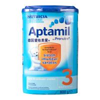 爱他美(Aptamil)经典版1段幼儿配方奶粉 (1岁以上适用)800g(原装进口)