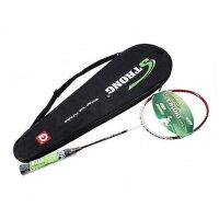 强力 羽毛球拍 碳纤维单拍 训练拍 较轻 单支装 JK70