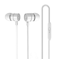 【包邮】K12手机耳机重低音电脑运动通用简装活塞线控带麦入耳式耳塞 入耳式耳塞带麦电脑手机通用耳麦立体声有线线控手机耳