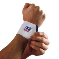 LP欧比护腕腕部弹性绷带643 篮球羽毛球网球健身运动腕关节护具 2只装