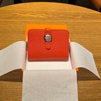卡包女式 多卡位真皮韩国可爱银行卡套卡袋