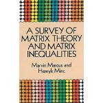 【预订】A Survey of Matrix Theory and Matrix Inequalities