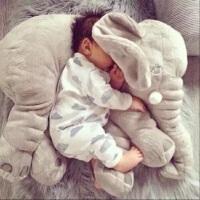 大象毛绒玩具宝宝玩偶陪睡布偶娃娃公仔睡觉抱枕公仔枕头
